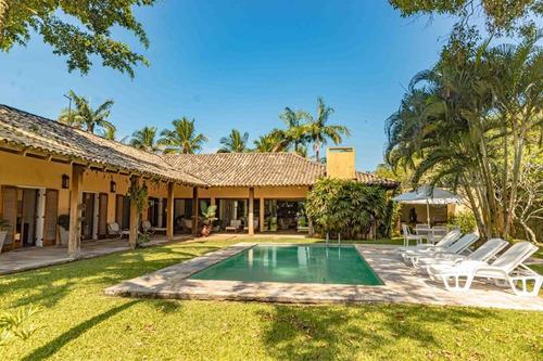 Casa Residencial À Venda, Balneário Praia Do Pernambuco, Guarujá - Ca1459. - Ca1459