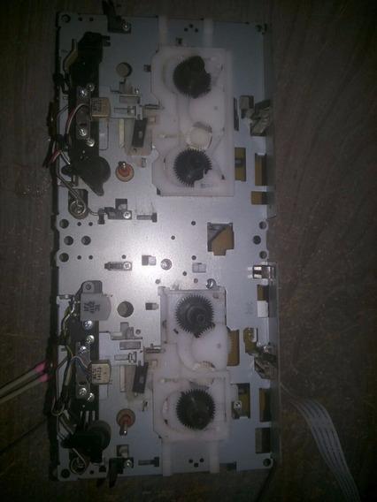 Mecanismo Deck Toca Fitas Som Lg Mcd 212 Original!