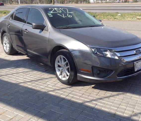 Ford Fusion Se Aut 2012 V6 B/a