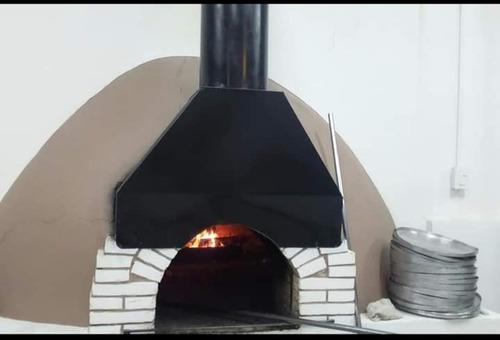 Imagem 1 de 5 de Forno A Lenha Pizza Iglu ( Falar Com Edson )