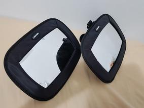 2 Espelhos Convexo Para Carro Da Caranku - Para Gêmeos.