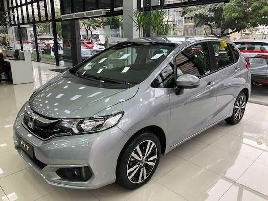 Honda Fit 1.5 Ex 16v Flex 4p Automático 2020