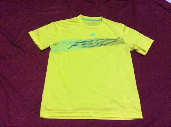 Playera adidas Talla M N-under Armour Nike Reebok Asics