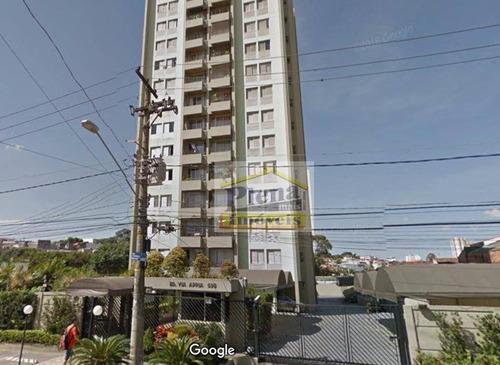 Imagem 1 de 14 de Apartamento  Residencial À Venda, Mooca, São Paulo. - Ap0573