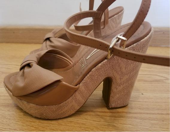 Zapato - Sandalia - Sueco Vizzano T39
