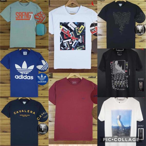 10 Camisas Osklen