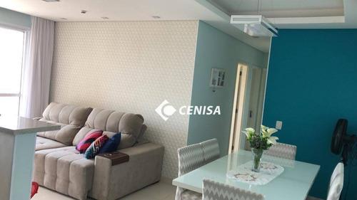 Imagem 1 de 12 de Apartamento Com 3 Dormitórios Para Alugar, 91 M² - Jardim Pompéia - Indaiatuba/sp - Ap1089