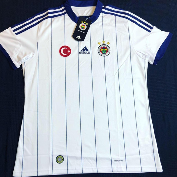 Camisa Fenerbahçe 2014-2015 Away Tam Gg (79x59) Nova