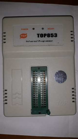 Gravador Programador Universal Top 853 Eprom Flash