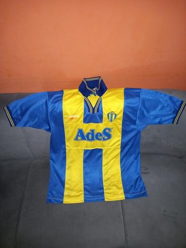 Imagen 1 de 4 de Camiseta Original De Luqueño Año 2000