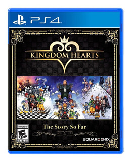 Kingdom Hearts The Story So Far Ps4 Disponible