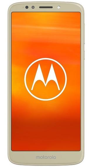 Celular Libre Motorola Moto E5 Dorado 2572