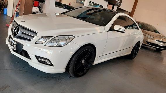 Mercedes-benz Clase E 2010 3.5 E350 Elegance At