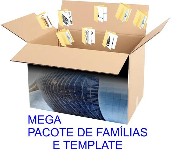 Mega Pacote De Famílias Revit (32 Mil Familias) E Template