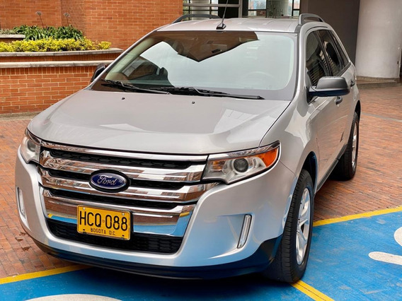 Ford Edge At 2013 Full Equipo