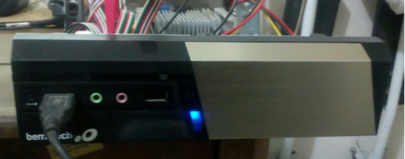 Vendo Mini Pc Atom 330/1,6ghz/4gb Ram/hd 250gb/hdmi/wifi