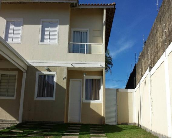 Casa Totalmente Mobiliada À Venda No Vossoroca - Sorocaba/sp - Cc04286 - 34959531