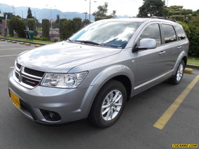Dodge Journey Sxt Fl At 2400cc 7 Psj 4x2