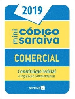 Minicodigo Comercial E Constituicao Federal - 25ª Ed