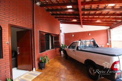 Casa Com 3 Dormitórios À Venda, 120 M² Por R$ 590.000,00 - Jaguaré - São Paulo/sp - Ca0801