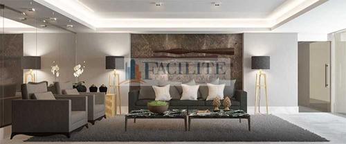 Apartamento Para Vender No  Bairro Do Brisamar, João Pessoa Pb - 22784-11389
