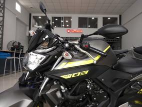 Yamaha Mt03 Mt 03 0km Crédito Cuotas Fijas En Tarjeta