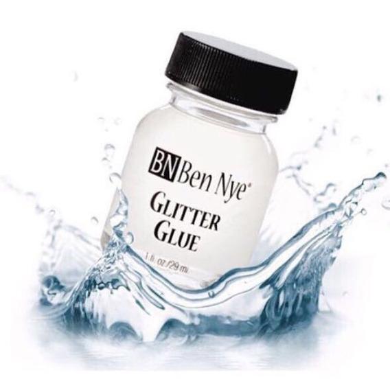 Cola Para Glitters Ben Nye 100% Original