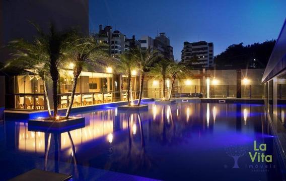 Edifício Quinta De Gomariz Residence Na Alameda Rio Branco No Bairro Jardim Blumenau - Ap0740