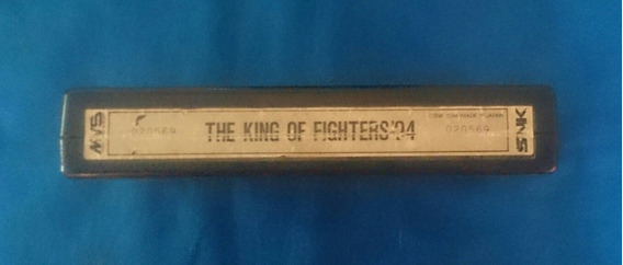 The King Of Fighters 94 Neo Geo Mvs Original Arcade Fliperam