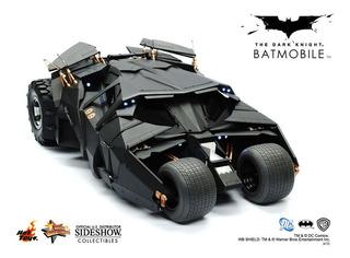 Hot Toys Tumbler / Batmovel / Carro Batman Preto Filme