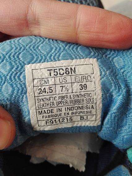 Zapatillas Asics Para Mujer Talla 37col 7,5us 24,5cm