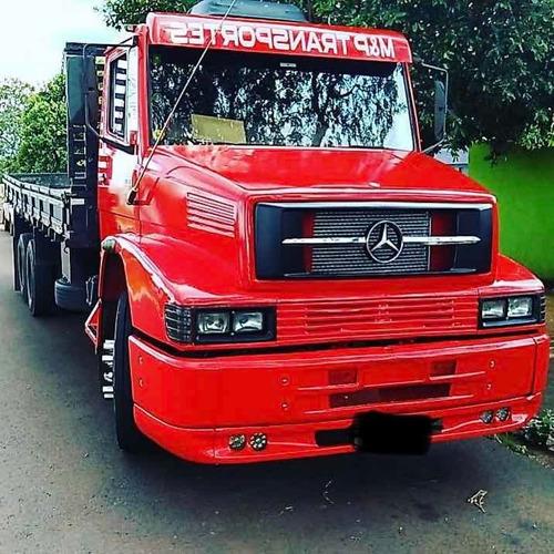 Truck Mercedes 1618