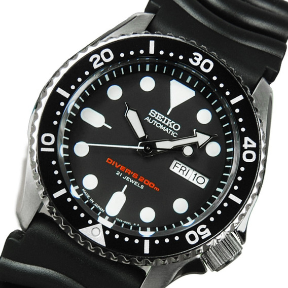 Made In Japan Seiko Automático Scuba Divers Skx007j1