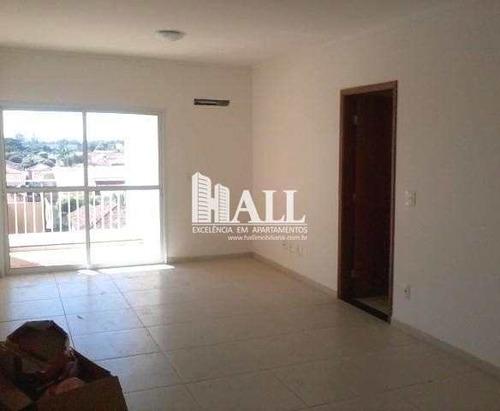 Imagem 1 de 24 de Apartamento Com 3 Dorms, Jardim Urano, São José Do Rio Preto - R$ 440 Mil, Cod: 1106 - V1106