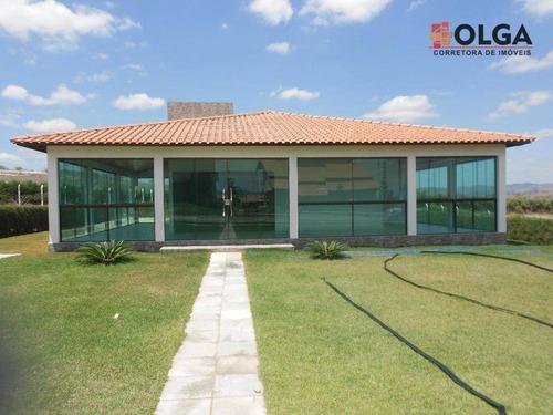 Casa Em Condomínio De Alto Padrão - Gravatá/pe - Vl0426