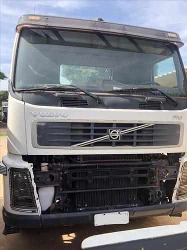 Imagem 1 de 4 de Caminhão Volvo Fm 480 Cavalo Traçado 6x4 Canavieiro