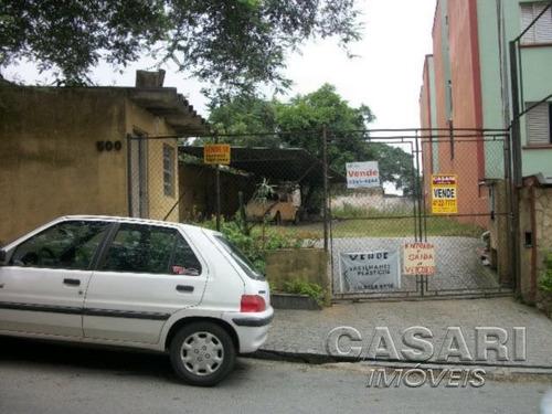 Imagem 1 de 10 de Terreno Residencial À Venda, Centro, São Bernardo Do Campo - Te3676. - Te3676