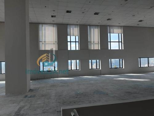 Imagem 1 de 30 de Andar Duplex - Cond West Side - A/c: 1.165,39m2, 09 Banheiros Masculino/feminino 01 De Diretoria/gerência, A/c 22 Vagas - 454