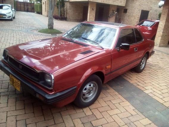 Honda Prelude 1980 Todo Original