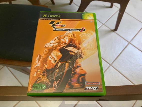 Motogp Ultimate Racing 2 Xbox Clássico