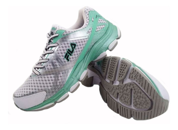Zapatillas Fila Revolution Mujer Running 731948 Eezap