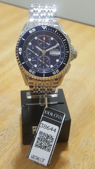 Relógio Bulova Accutron Masculino Wb30613f / 65c01