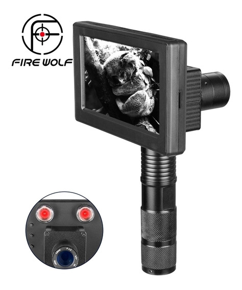 Visão Noturna Camera Infrared Night Vision 850nm Fire Wolf
