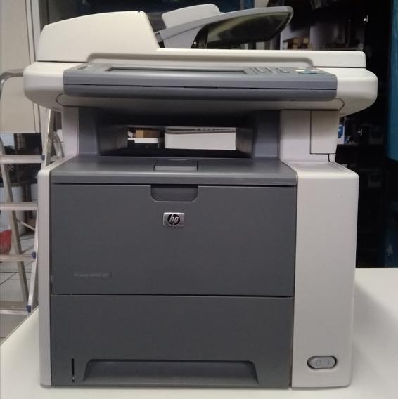 Multifuncional Hp Laserjet M3027x Mpf 25ppm Com Toner Usada