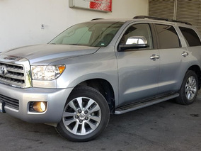 Toyota Sequoia 5p Limited V8/5.7 Aut