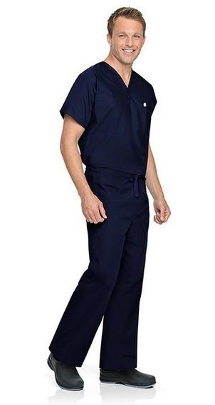 Pantalón Unisex Reversible Marca Landau Color Azul Marino