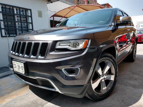 Jeep Grand Cherokee Limited Lujo 3.6 V6 4x2