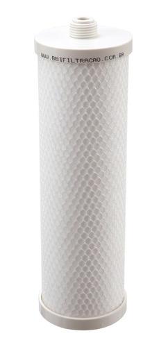 Refil Filtro Agua Polipropileno 9 3/4 Pp10r Bbi Rosca 1/2 Cm 230 Cp Rosqueável Aquaplus Igatu 888