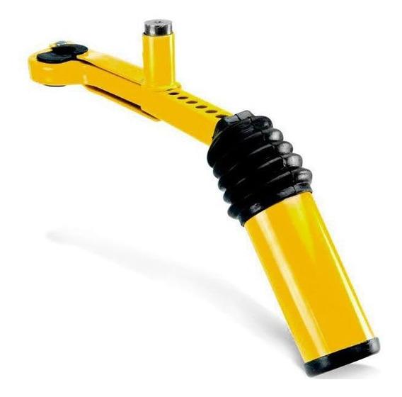 Trava Segurança Antifurto Cambio E Freio De Mão Universal