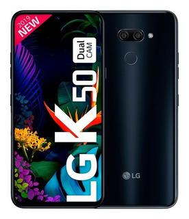 Celular LG K50 X520 Certificado Mil-std-810 Netpc